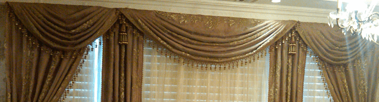 Custom Curtains & Drapery The Shade Company 7