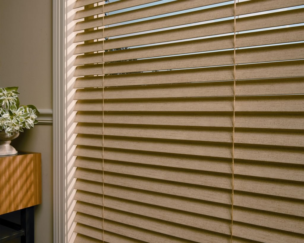 Faux wood blinds new york city for Wood windows colorado