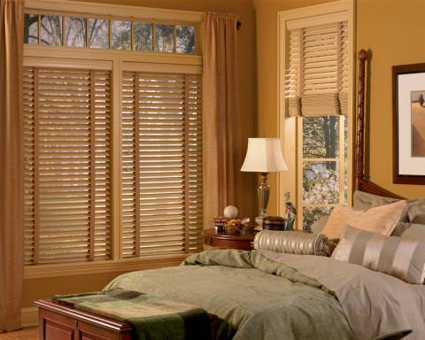 Wood Blinds The Shade Company 7