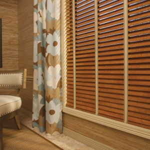 Wood Blinds | The Shade Company