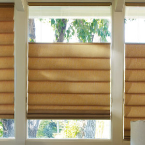 Roman Shades The Shade Company 8