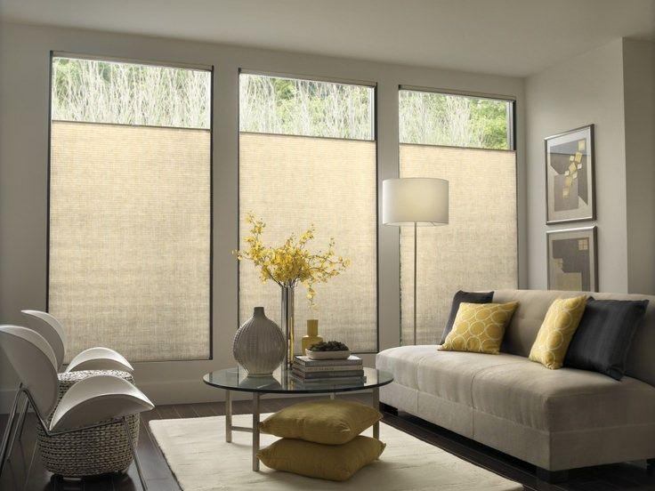 Cellular Shades: Great Way to Keep Cool, Stylish and Solvent The Shade Company