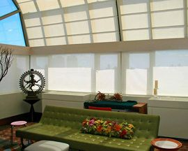 Cellular Skylight Shades and Blinds