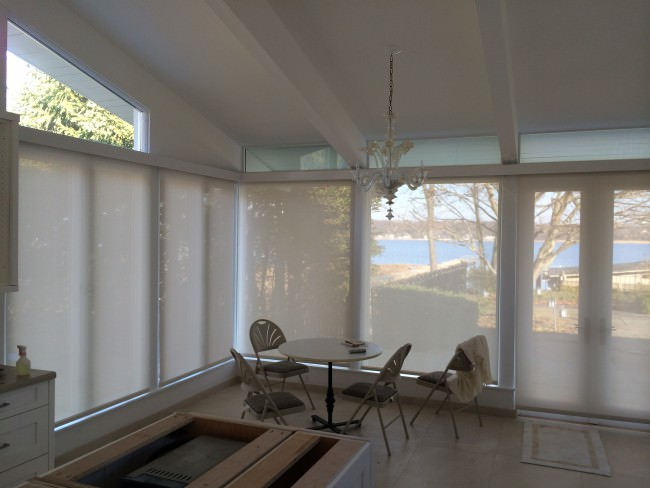 Project Spotlight: Motorized Shades for a Long Island Estate The Shade Company 4
