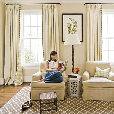 Start 2015 Off With A Complimentary Window Treatment