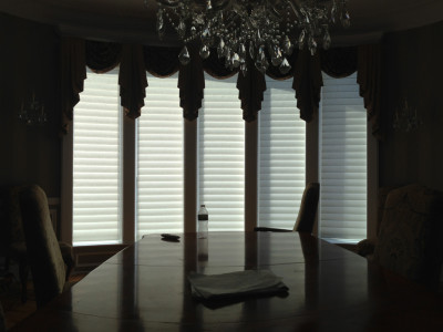 NYC Custom Made Drapery & Curtains The Shade Company 4