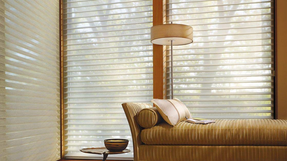 Cord-Less Roman shades and Drapes