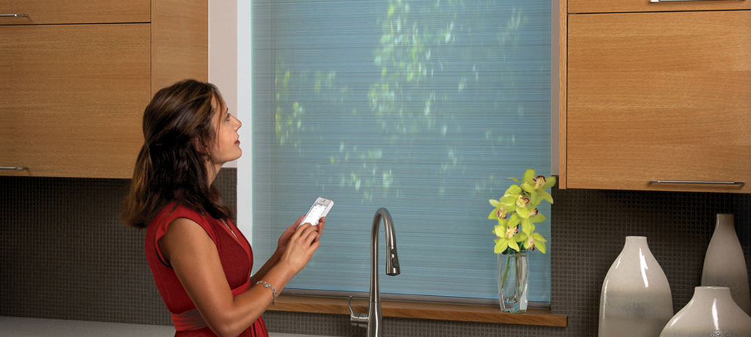 How to Control Window Treatments With Your Phone | The Shade Company