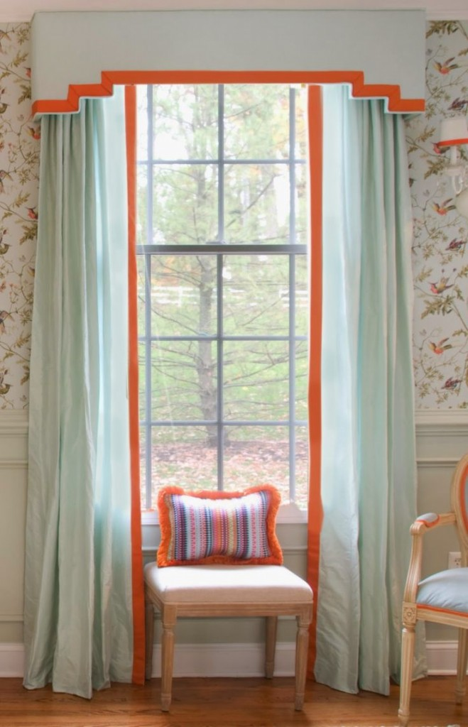 refresh your decor with window treatments